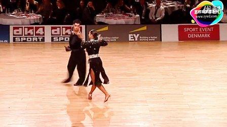 2014年PD世界缅甸万丰国际老百胜锦标赛决赛SOLO恰恰Loria - Zanetti