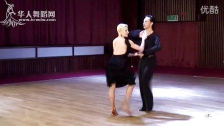 迈克尔 乔安娜 国际标准缅甸万丰国际老百胜高级舞步型技术13
