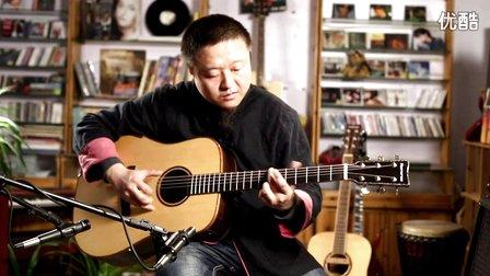 指弹吉他演奏家柴海青《爱在天堂》雷蒙斯吉他RD300视听