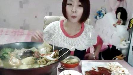 15005 韩国女主播 美女 BJ 吃出个未来 - 3023