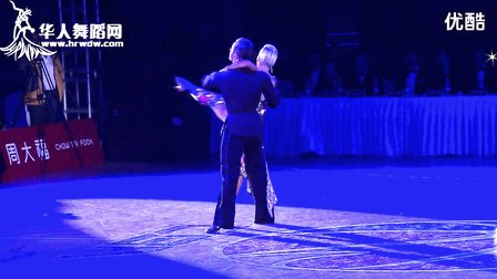 2015年CBDF中国杯巡回赛(长春站)巨星表演伦巴Ferdinando Iannaccone-Yulia Musikhina 2