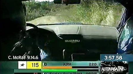 2001年WRC阿根廷站理查德