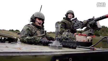 【世界军队】-北约军团 丹麦国防军事力量展示