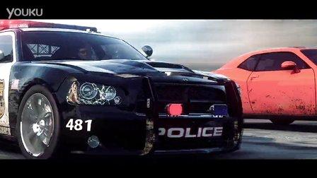 真实竞速对刚警车 《极品飞车2015》暴