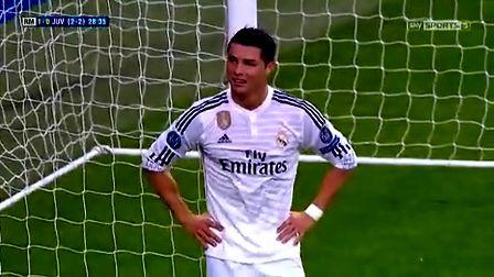 R.Madrid vs Juventus - SKY超长Highlights