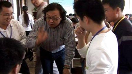 """""""赢在中国""""108强赛前训练营之商务谈判"""