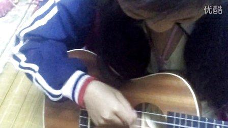 初学尤克丽丽-心动吉他教学视频4