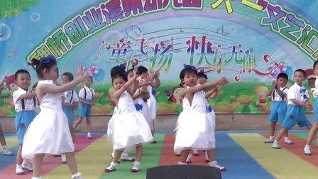 魏桥创业滨州幼儿园2015年中班六一文艺演出(下) (1518播放)