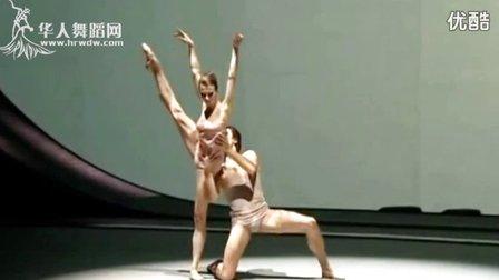 现代舞-现代芭蕾舞 纯色Chroma 抒情双人舞蹈