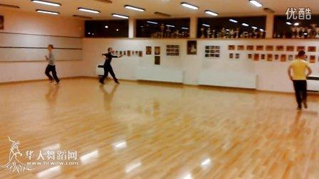 摩登舞练习