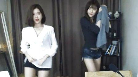 韩国BJ美女主播性感热舞女主持人edge性感舞