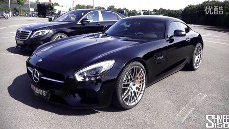 巴博斯改装AMG GT S