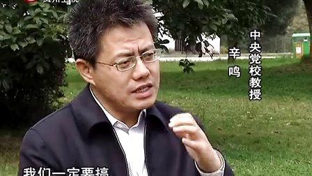 辛鸣:贵州要抓住发展这条主线
