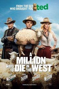西部的一百万种死法/死在西部的一百万种方式