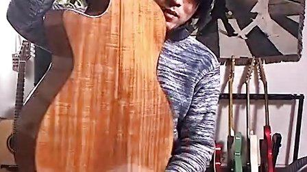 2012 Magic相思木限量版民謠吉他評測與試聽