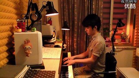 夜色钢琴版 五月天<知足>钢琴曲