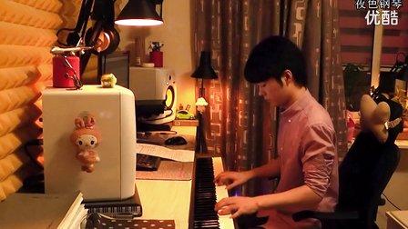 《时间煮雨》《小时代》,夜色钢琴版,超好听哦!