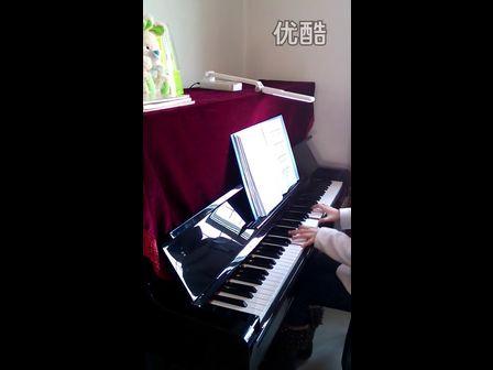 【达人作品】LOVE糖糖 钢琴演奏《菊次郎的夏天》