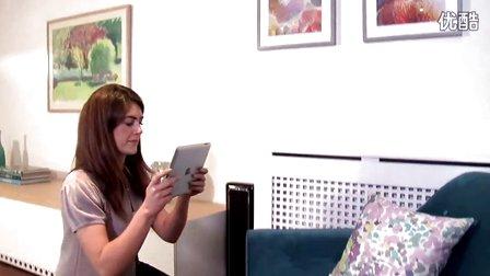 碉堡!妹子亲身示范: 用iPad装修新家