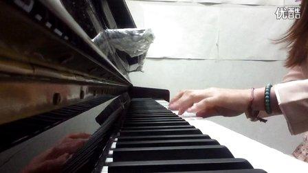 电视剧《何以笙箫默》片尾曲《何以爱情》钢琴版