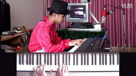 韩国14岁智障钢琴师——《野蜂飞舞》,震撼了!!